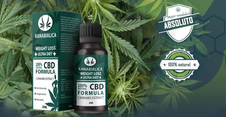 extracto de cannabis kanabial